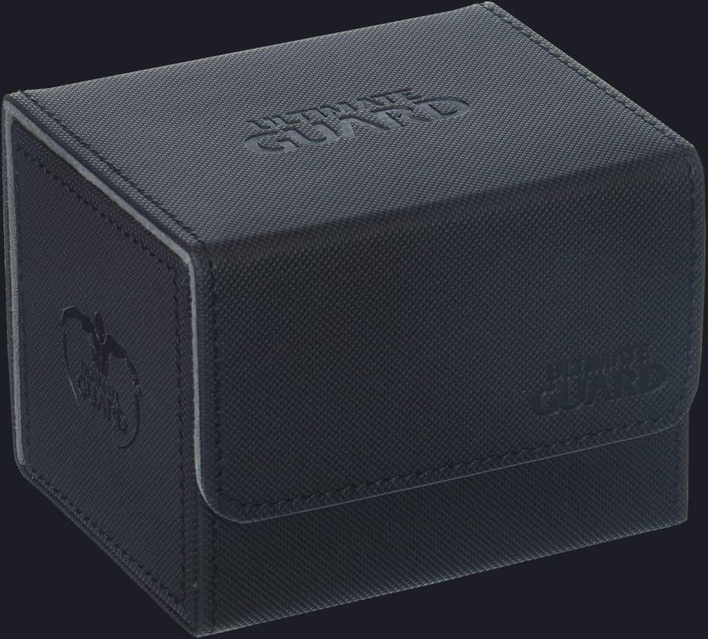 Best MTG Deck boxes Black Ultimate Guard