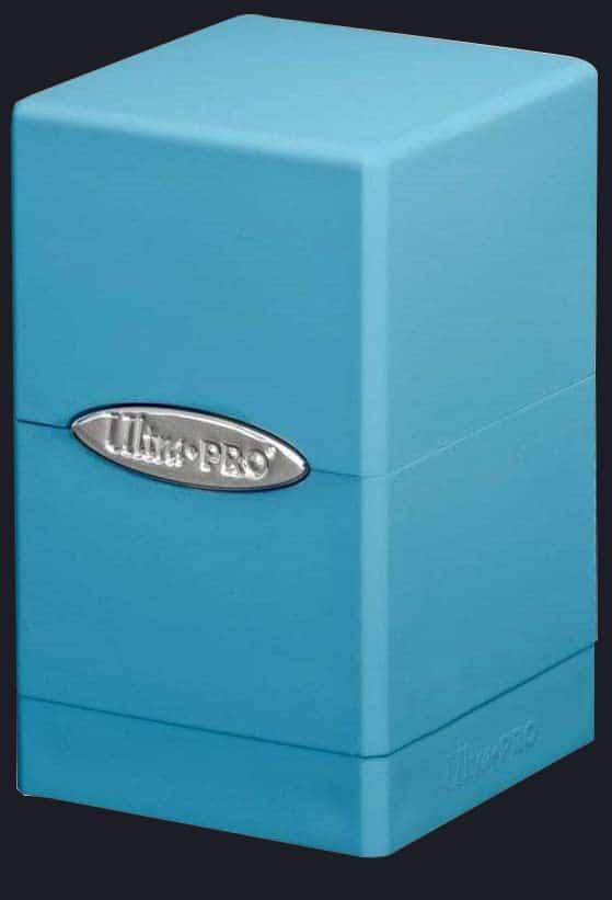 Best MTG Deck Boxes Blue Tower