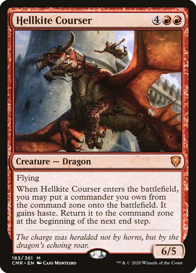 best-dragons-commander-courses