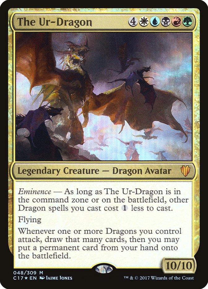 best-dragons-commander-ur-dragon