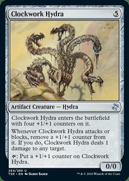 Clockwork Hydra