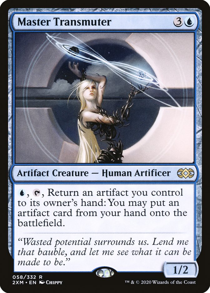 best-artifact-creatures-commander-master-transmuter