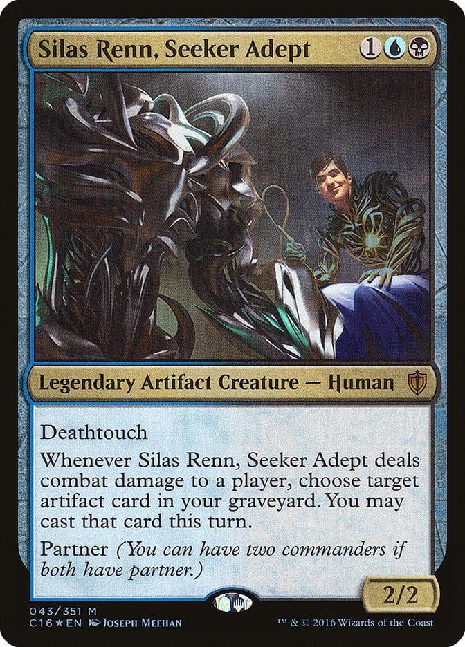 best-artifact-creatures-commander-silas-renn
