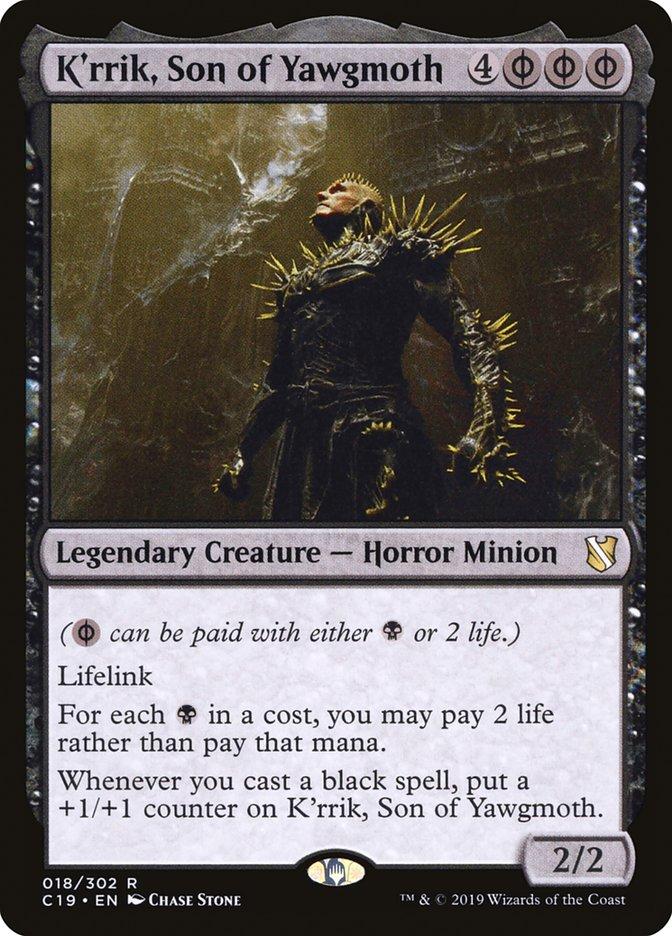 best-mono-black-commanders-krrik