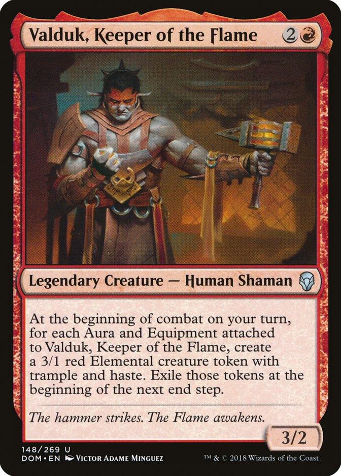 best-mono-red-commanders-valduk