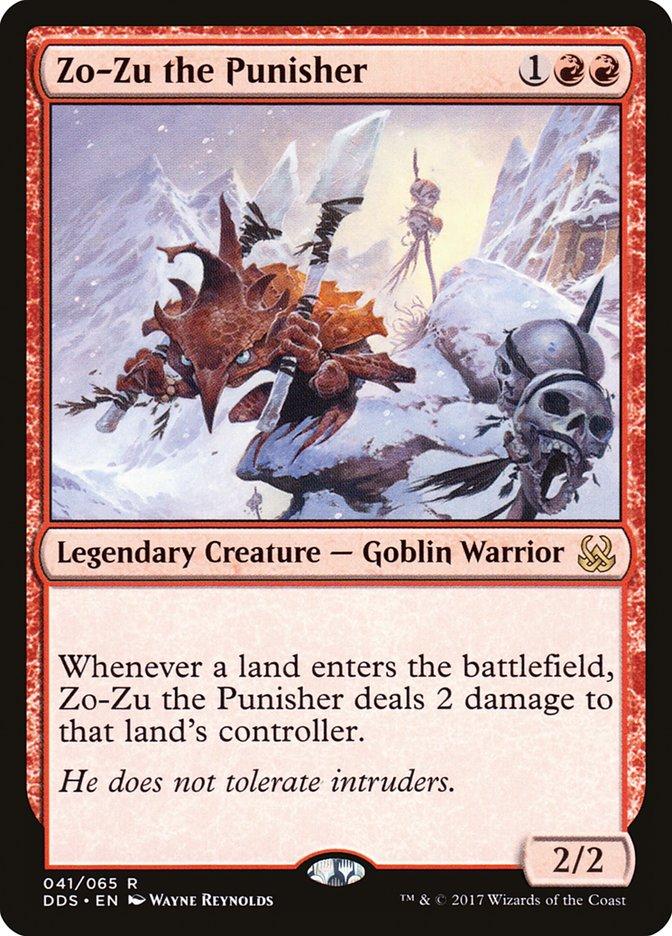 best-mono-red-commanders-zo-zu