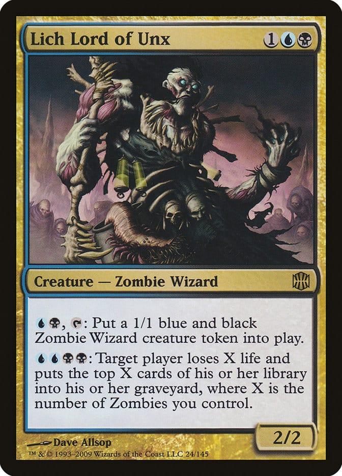 best-zombies-in-commander-lich
