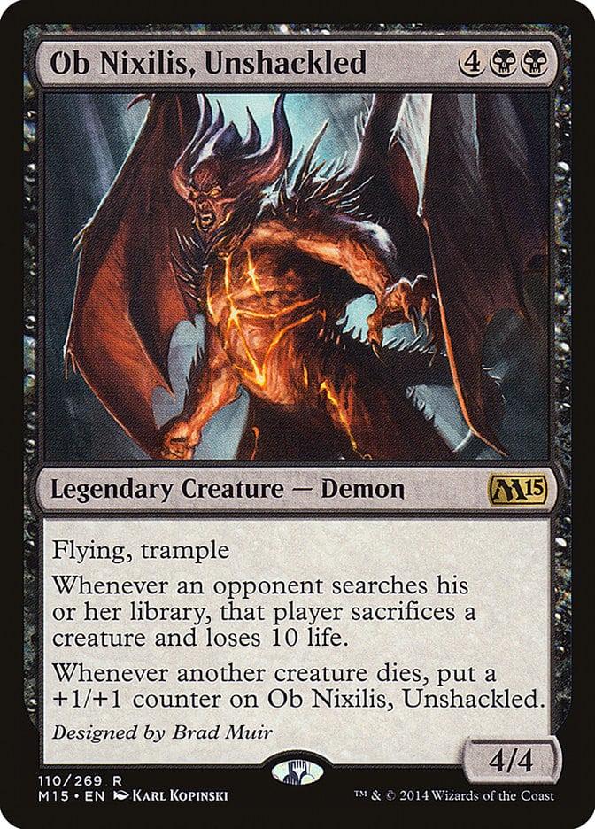 best-demons-commander-ob