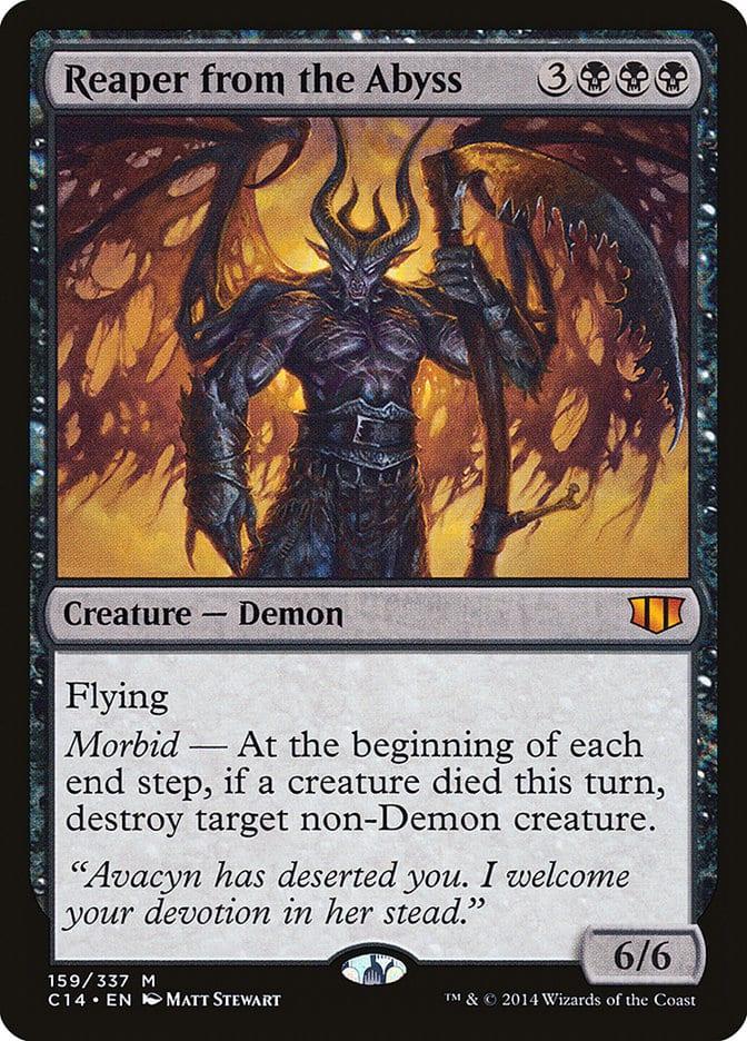 best-demons-commander-reaper