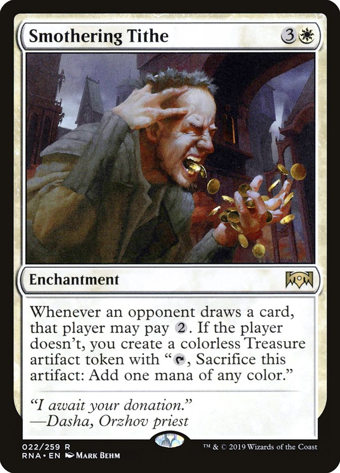 best-enchantments-commander-smothering