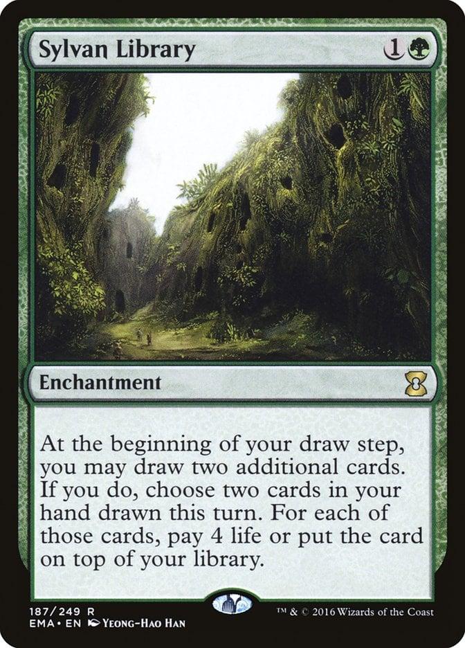 best-enchantments-commander-sylvan