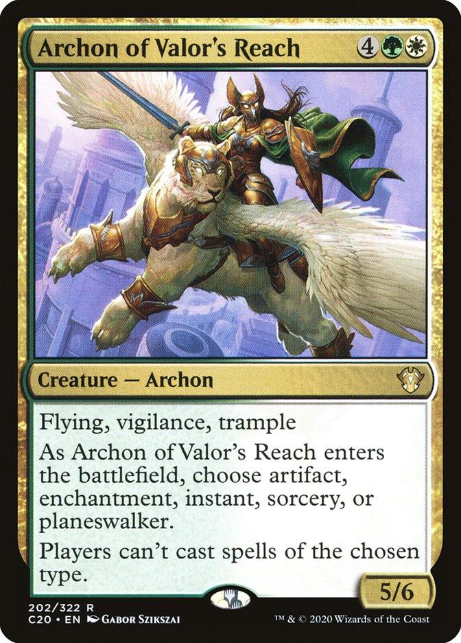 best-stax-cards-commander-archon