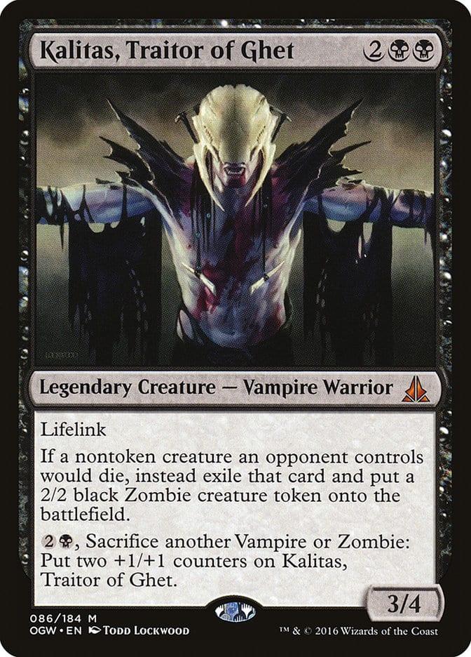 best-vampires-commander-kalitas