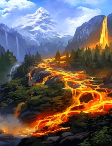 Evolving-Wilds-Dragons-of-Tarkir-MtG-Art1280