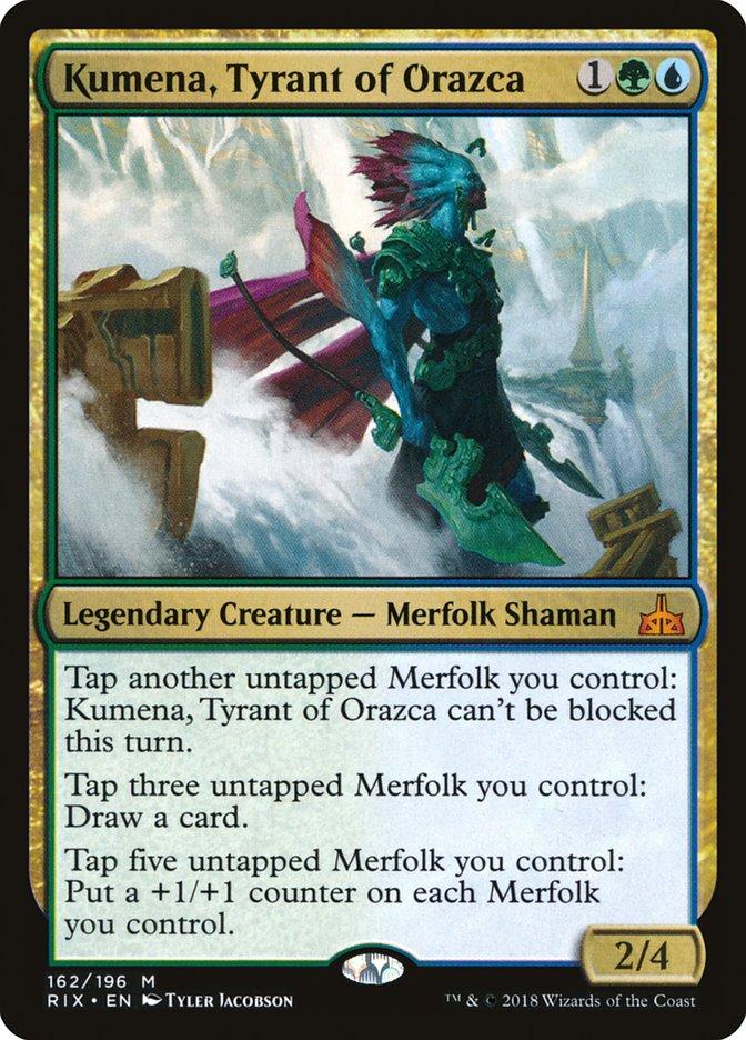 best-merfolk-commander-mtg-kumena