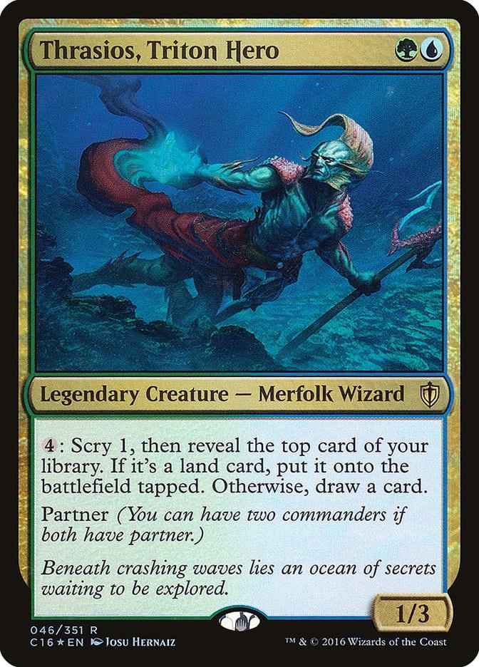 best-merfolk-commander-mtg-thrasios