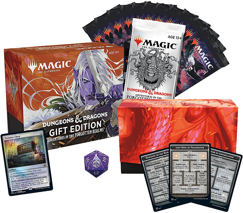 MTG D&D Adventures in the Forgotten Realms: Release Date, Pre-orders, Where to Buy & More