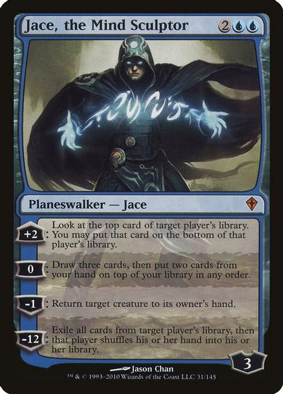 Jace, the Mind Scuptor