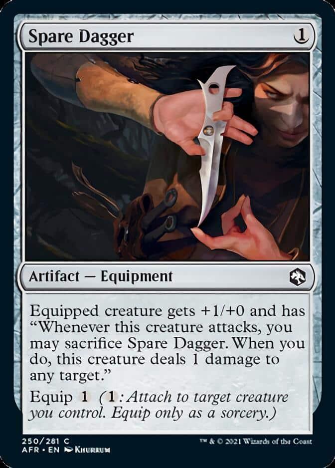 Spare-Dagger-AFR-250
