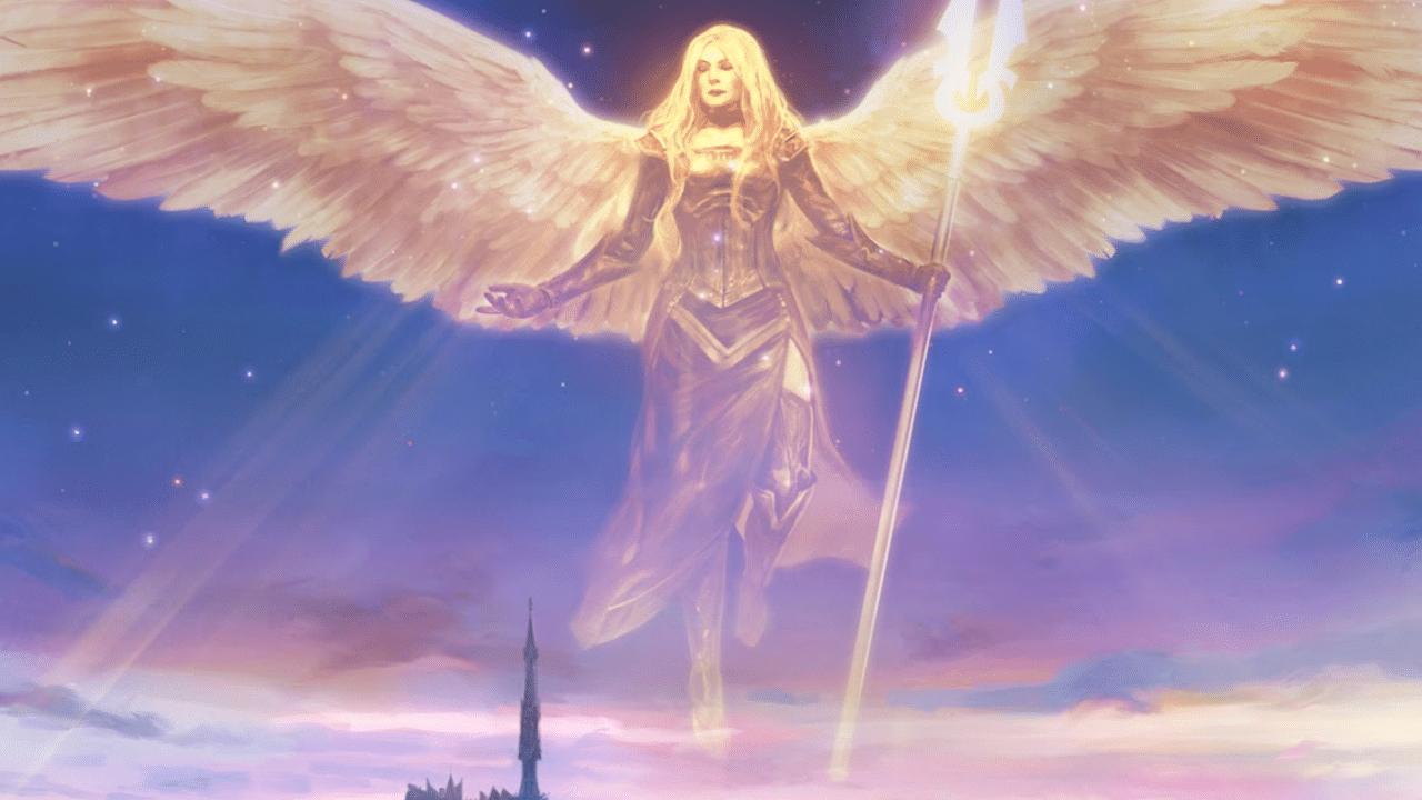 avacyn angel of hope showcase art