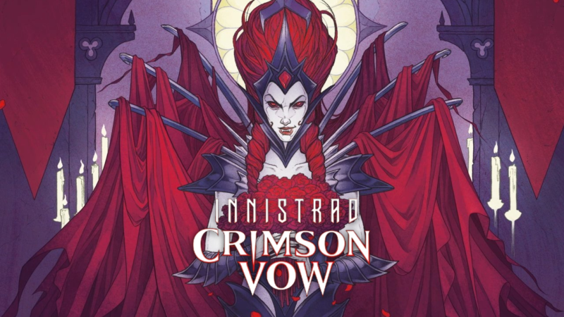 Everything We Know About MTG's Innistrad: Crimson Vow – Release Date, Previews & More