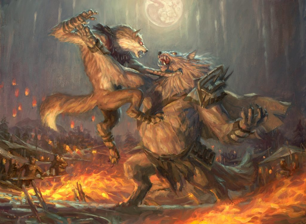 Dual for Dominance Innistrad Midnight Hunt