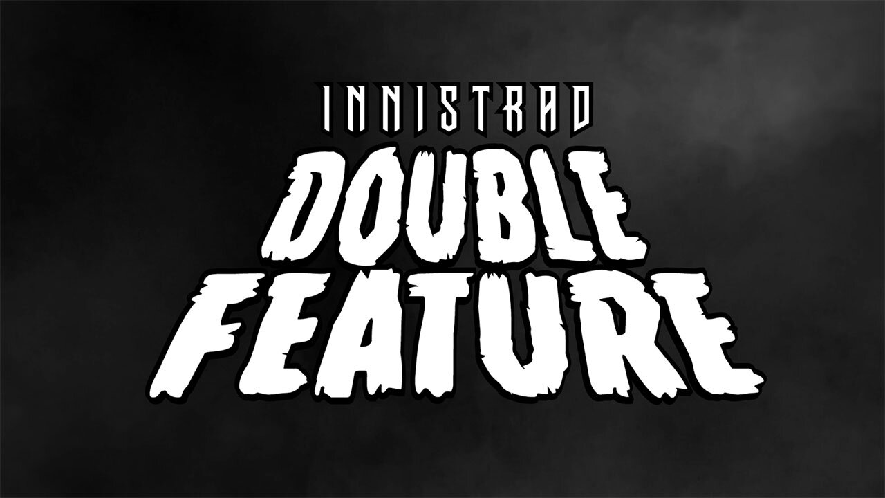 Innistrad Double Feature Cover