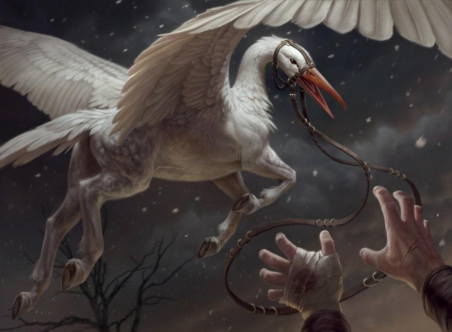 Loyal Gryff Innistrad Midnight Hunt