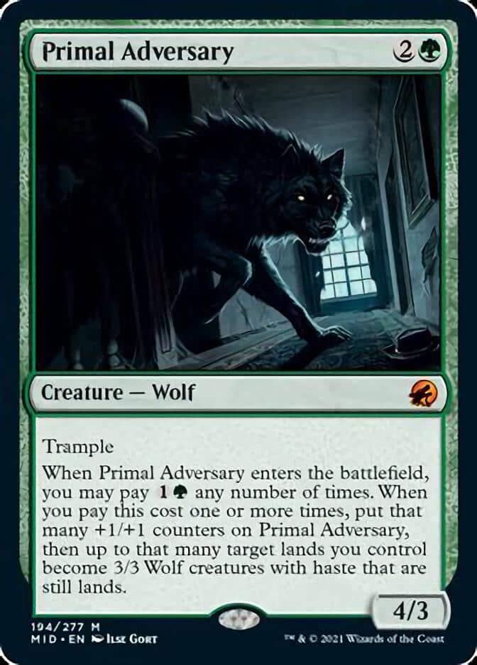Primal-Adversary-MID
