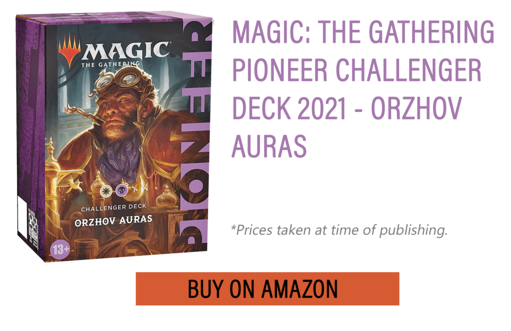 MTG Pioneer Challenger Decks Release Day: Where to Buy, Decklists & More